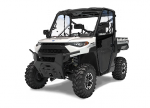 Polaris Ranger XP 1000 Limited Edition White Perl Tractor