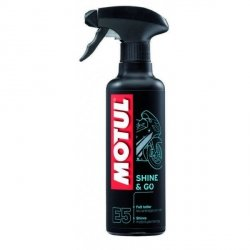 Spray do pielęgnacji plastików Motul Shine&Go