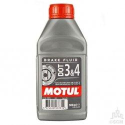 Płyn hamulcowy Motul DOT 3&4 0,5L