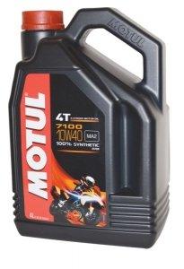 Olej Motul 7100 4T 10w40 4 L