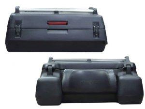 KIMPEX kufer z oparciem CARGO DELUXE ATV