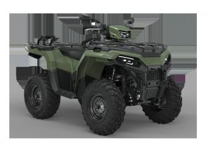 Polaris Sportsman 570 EPS Agri Pro Tractor T3b