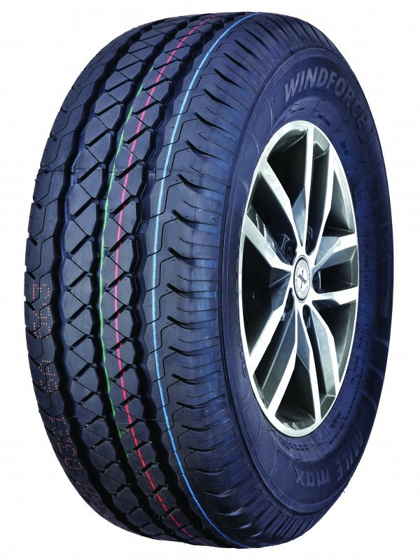 WINDFORCE 205/75R16C MILE MAX 110/108R TL #E WI453H1
