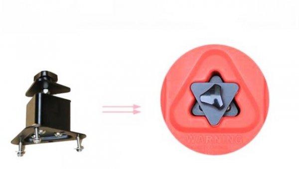 Mocowanie kanistra KAN-2,3,5,8 GAL