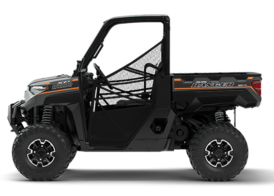 Polaris Ranger XP 1000 Tractor