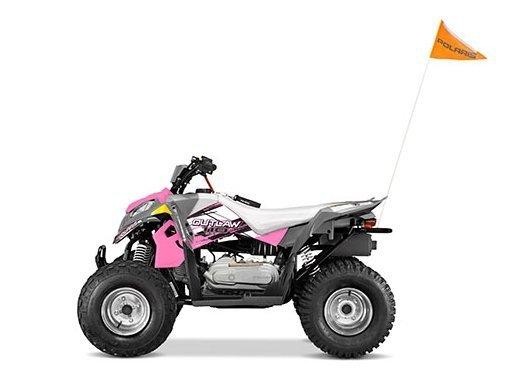 Polaris Outlaw 110 EFI quad dla dziecka