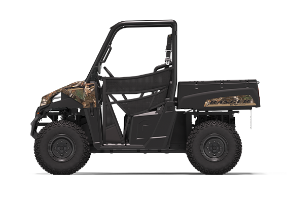 Polaris Ranger EV Hunter Tractor - elektryczny