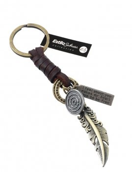 Men`s key ring Estilo Sabroso Es04263