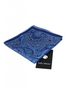 Men's pocket square Estilo Sabroso Es04533