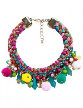Ladies necklace Estilo Sabroso ES05405