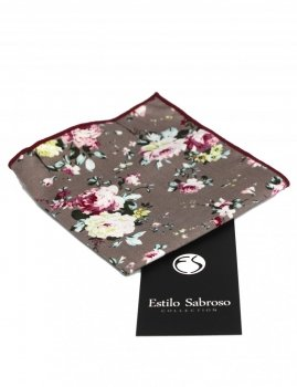 Men's pocket square Estilo Sabroso Es04529