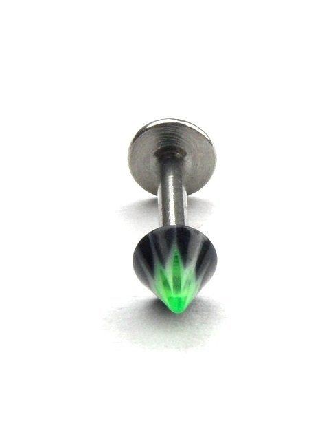 Pánská náušnice piercing do ucha (7mm) Estilo Sabroso ES01425