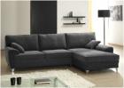 Nierozkładana sofa z otomaną STONE
