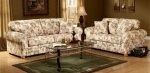 Nierozkładana dwuosobowa stylizowana Sofa Carol 188 cm