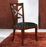 Proste krzesło lite drewno bukowe Croce
