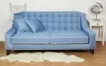 Nierozkładana włoska kanapa do salonu Giunone 200 cm