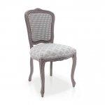 Krzesło ratanowe oparciem Fiorino
