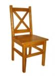 Krzesło -100% polska sosna, wybarwienia Patric