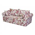 Mała nierozkładana sofka Rosaly 166