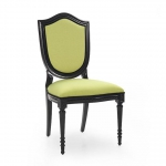 Unikatowe drewniane krzesła włoskie Violino