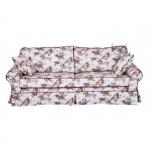 Sofa z lamówką Christine 208 cm