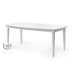 Stół z cienkimi nogami NESSI 150x90 cm