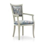 Prowansalskie meble krzesło Modigliani