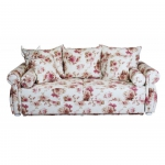 Sofa do spania English Rose 220 cm