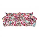 Niebanalna sofa do codziennego spania Rosaly 246 cm