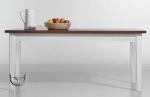 Stół lite drewno sosnowe MARIE 140x90 cm