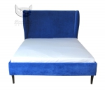 Komfortowe łoże małżeńskie 180x200 cm Frou Frou