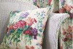 Poduszka ozdobna kwiaty tkanina SWEET WILLIAMS 224334