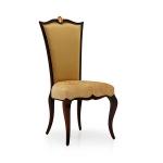 Krzesło z wysokim oparciem Amanda