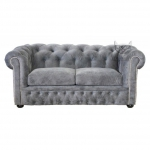 Mała pikowana sofa Windsor Slim 170 cm