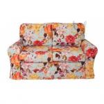 Kwiatowa sofa Flower 166 cm/FS