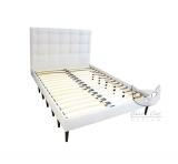Oryginalne, stylizowane łóżko, Pandoro materac 160/200