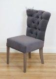 Krzesło z pikowanym oparciem Roberto