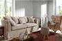 Sofa w stylu cottage Vivienne 190 cm
