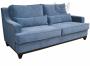 Sofa 3 osobowa w stylu retro Lukrecja 215 cm/FS