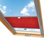 Rolety Plisowane do okien dachowych COSSI SL, na wymiar