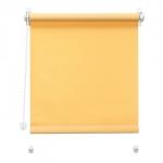 Mini roleta z żyłką - Żółty (Carina)