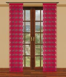 Panel okienny z wzorem kwiatowym Bona TL 21223