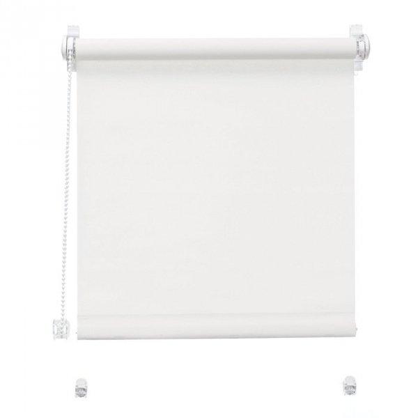 Mini roleta z żyłką - Biały (Carina)