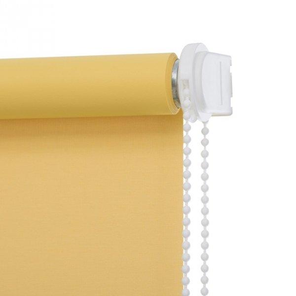 Klasyczne rolety z tkaniną blackout mogą być montowane do sufitu i do ściany