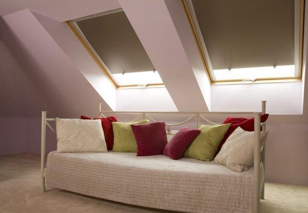 Zaciemniające rolety do okien dachowych na wymiar | sklep Olmark