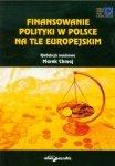 Finansowanie polityki w Polsce na tle europejskim