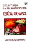 Książka kucharska Dieta Kwaśniewskiego