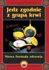 Jedz zgodnie z grupą krwi