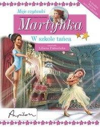 Martynka Moje czytanki W szkole tańca