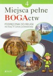 Miejsca pełne BOGActw 4 Religia Podręcznik